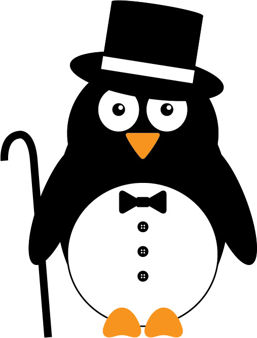 Fancy Penguin